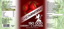 Efektívny spaľovač tukov L-Carnitine