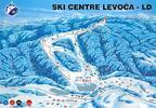 Celodenný skipas SKI centrum Levoča - aj cez víkendy!