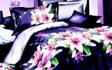 Trendy 3D posteľná bielizeň - na výber z ôsmich vzorov