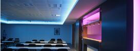 Farebné vodeodolné LED pásy