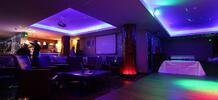Silvester v klube 4Ladies, medzinárodný striptíz, prvotriedne jedlo!