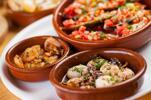 Pravá španielska paella s plodmi mora či parrillada de marisco