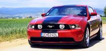 Vzrušujúca jazda na Forde Mustang GT