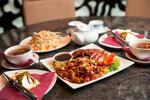 SUSHI set a ázijské menu pre 2 v Asian restaurant SUNSHINE v Auparku