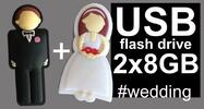 Originálne USB flash disky a LED lampičky