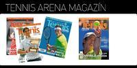 Ročné predplatné magazínu Tennis Arena