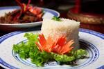 Thajské hovädzie s jasmínovou ryžou a dezert