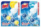 Hygienický osviežovač do WC misy BREF 10 ks