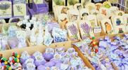Levanduľový festival v Tihany a Keszthely
