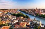 Zaľúbený máj v Benátkach a romantickej Verone