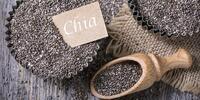 Chia semienka Allnature - celý kilogram obľúbenej superpotraviny