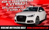 Kúpte si permanentku a hrajte o Audi A1 v super výbave!