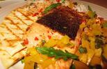 Trojchodové degustačné menu s grilovaným lososom podľa Jamieho Olivera!