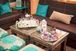 Príjemné posedenie pri káve, limonáde alebo miešanom drinku v SAHARA CAFE