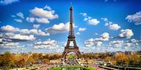 Paríž a jedinečný zábavný park Disneyland