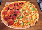 Donáška kilo vážiacej pizze v rámci celých Košíc