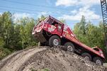 30 nadupaných minút za volantom Tatry 813 8X8 Truck Trial