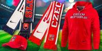 Šiltovka a šál značky Nike pre fanúšikov slovenskej reprezentácie