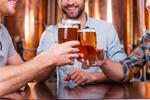 3 veľké pivá (Krušovice 12° alebo Kelt 10°) aj s výbornými PIZZA štangľami