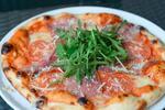Pizza podľa vlastného výberu v Reštaurácii Fantozzi.