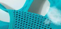 Športové podprsenky nielen v pastelových farbách