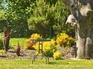 Záhradné terasové kresielka a stolík