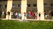 Letný tábor pre teenegerov v Hoteli František s krytým bazénom, športoviskami,…