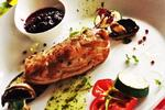 Steak z bravčovej panenky alebo grilovaný hermelín v Trattorii Hotela Bankov
