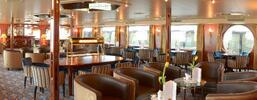 Ubytovanie na lodi s plnou penziou a wellness