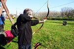 Tradičná lukostreľba! Zahrajte sa na Robina Hooda!