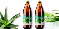 Prírodné 100 % šťavy Allnature Premium Aloe Vera (2 × 1000 ml)
