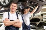 Výmena oleja a filtra, kontrola podvozku, diagnostika motora, dezinfekcia…