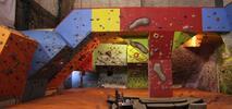 Vstup do lezeckého centra T2 Boulder Arena