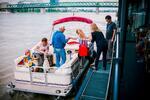 Letné miniplavby párty člnom po Dunaji aj s občerstvením v Dunajskom pivovare