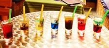 Streľte si až 5 shot drinkov podľa vlastného výberu - v ponuke aj Kožmeker či…