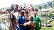 """Letný 8-dňový rybársky tábor pre deti od 7 do 15 rokov. """"Už berie!"""""""