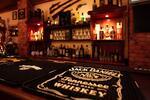 Pečená kačica s oblohou v Daniel's pub & restaurant