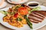 SUSHI menu alebo ázijské menu pre 2 osoby v Avion Sunshine