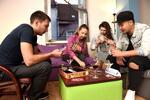 Usporiadajte si posedenie s priateľmi alebo rodinnú oslavu v Good Zone lounge…
