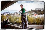 Adrenalínový zážitok! Kyvadlový zoskok z mosta Lafranconi!