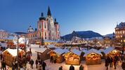 Kúzelný adventný Mariazell a Krampuslauf