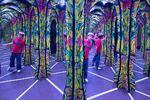 Vstup do galérie trick-artu a optických ilúzií Tricklandia
