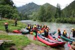 Dvojdňový dobrodružný rafting v rakúskych Alpách na rieke Salza - leto 2017!