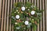 Vyrobte si vlastný krásny adventný veniec! Workshop aj s občerstvením!