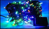 Vianočné LED svetielka - vhodné do interiéru
