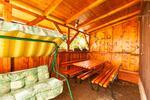 Jesenný alebo zimný pobyt pre rodinu i pár v domčeku na Orave
