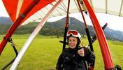 Let motorovým rogalom ponad Kriváň - video v cene!