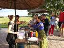 Dvojdňový splav Mošonského ramena v lete 2017