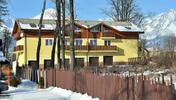 Zimná sezóna pre 2 - 4 osoby vo Vysokých Tatrách. Jedno dieťa do 12 r. zdarma!
