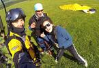 Tandemový let na motorovom padáku ponad Liptov alebo Tatry